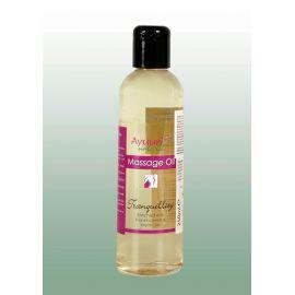 Olej masážní TRANQUALITY - uklidňující Ayuuri 250ml