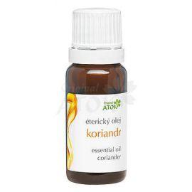 Éterický olej Koriandr Atok 10ml - Výprodej