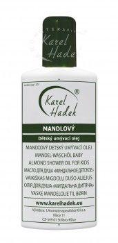 Dětský mycí mandlový olej Hadek 100 ml