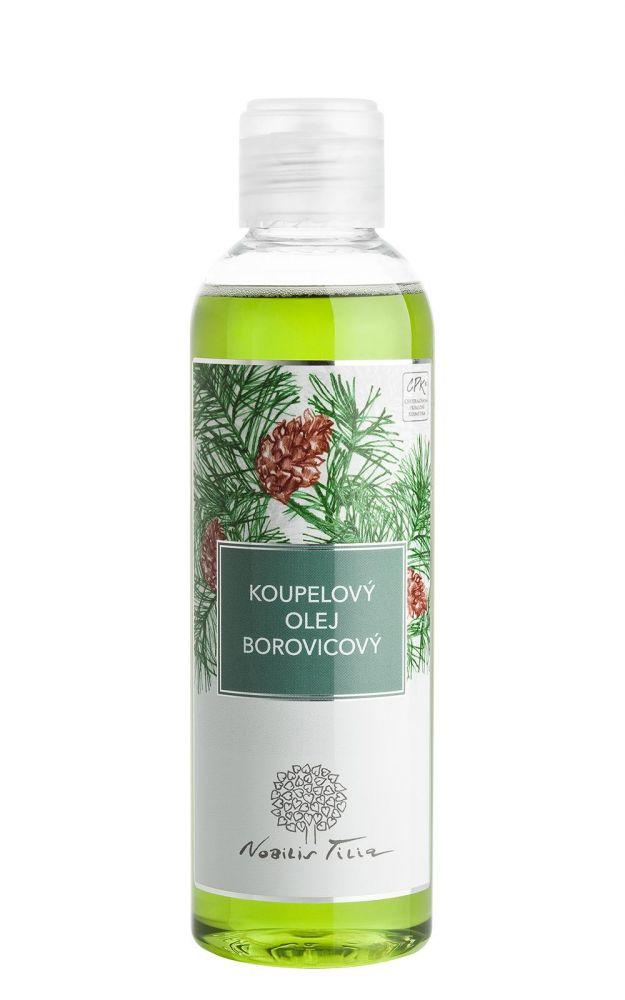 Nobilis Tilia Koupelový olej borovicový 200 ml