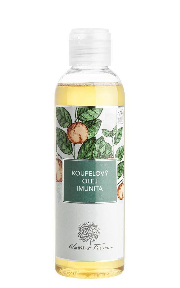 Nobilis Tilia Koupelový olej imunita 200 ml