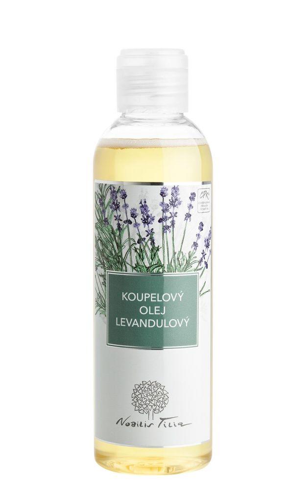 Nobilis Tilia Koupelový olej levandulový 200 ml