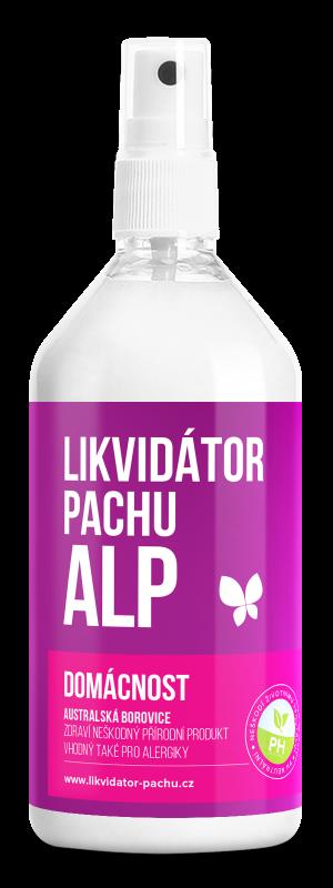 ALP ecology Likvidátor pachu ALP - Domácnost - Borovice Objem: 215 ml