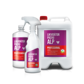Likvidátor pachu ALP - Professional Levandule