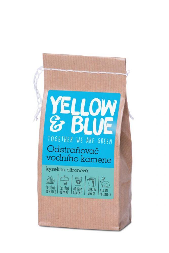 Yellow & Blue Odstraňovač vodního kamene 250g