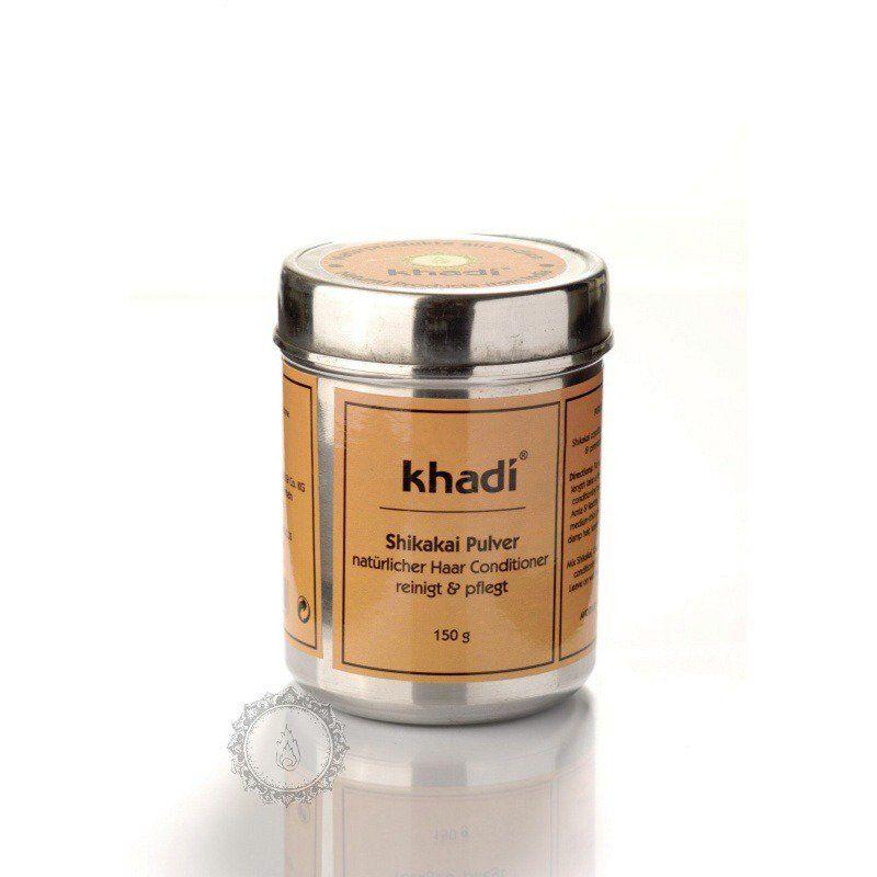 Khadi prášek SHIKAKAI přírodní Conditioner A INTENZIVNÍ VLASOVÁ 150 g