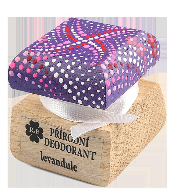RaE krémový deodorant Levandule 15 ml
