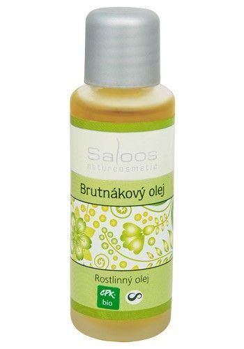 Saloos Bio Brutnákový olej LZS 50 ml