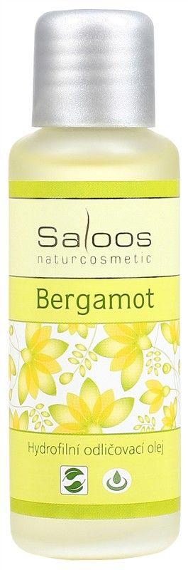 Saloos Odličovací hydrofilní olej Bergamot 50 ml