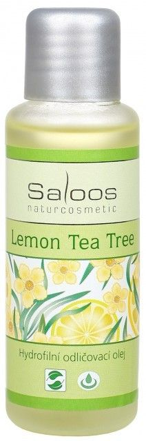 Saloos Odličovací hydrofilní olej Lemon-Tea tree 50 ml