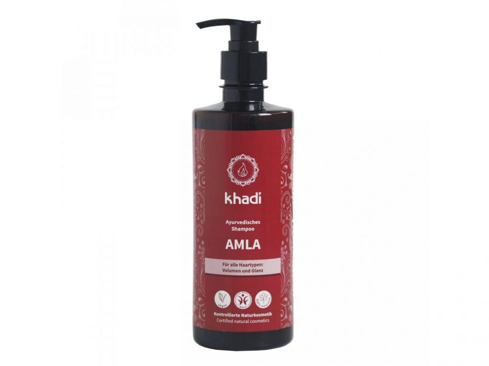Khadi šampón AMLA pro objem a lesk 500ml