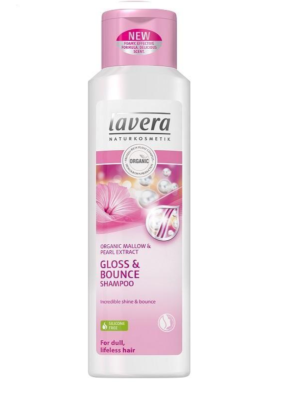 LAVERA Šampon Gloss & Bounce 250ml