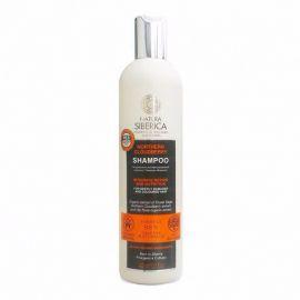Šampon pro silně poškozené a barvené vlasy «Severní Ostružiník Moruška»Natura Siberica 400ml