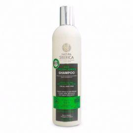 Šampon pro všechny typy vlasů «Divoký Jalovec» Natura Siberica 400ml