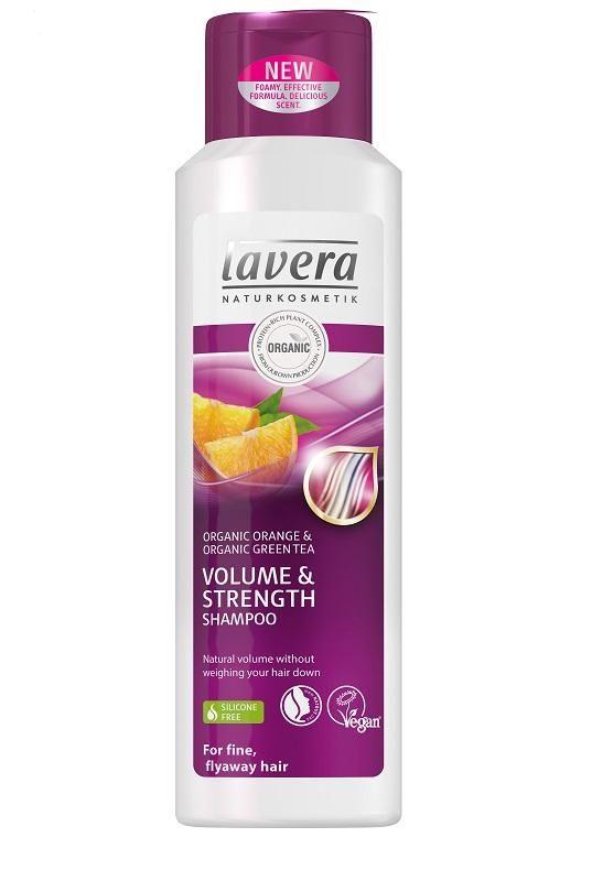 LAVERA Šampon Volume & Strenght 250ml