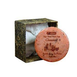 Siddhalepa Ajurvédské mýdlo Cinnamon 60g