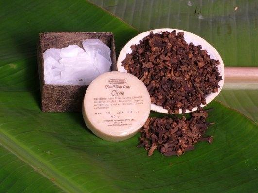 Siddhalepa Ajurvédské mýdlo Clove 60g