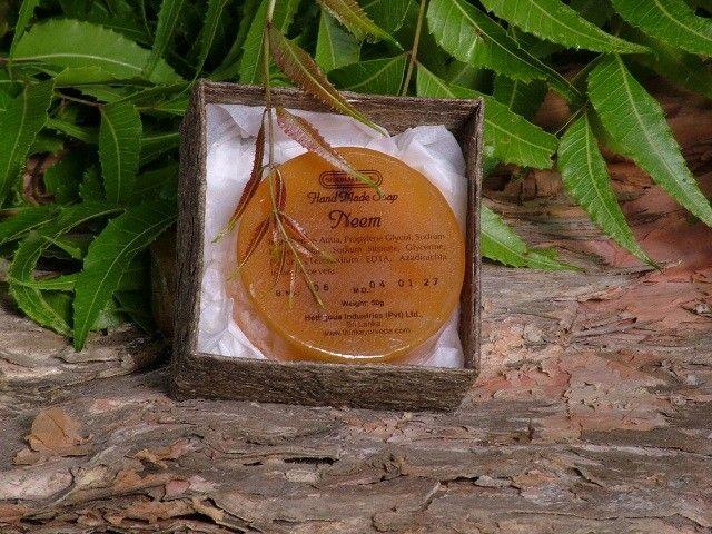 Siddhalepa Ajurvédské mýdlo Neem 60g