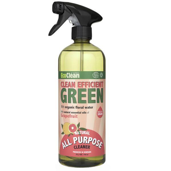 Eco Clean Univerzální čisticí prostředek Grapefruit 750 ml