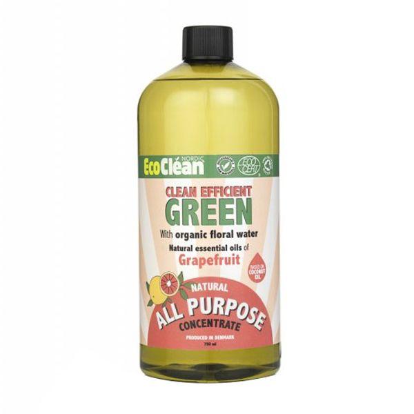 Eco Clean Univerzální čisticí prostředek koncentrát Grapefruit 1 l