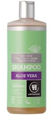 Urtekram Šampón Aloe vera na suché vlasy 500ml BIO
