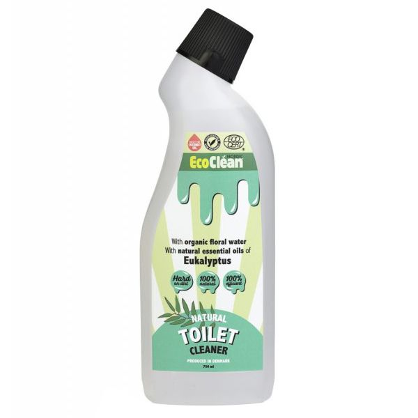 Eco Clean WC čistič Eukalyptus 750 ml