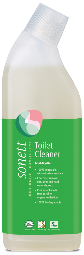 Sonett WC čistič máta a myrta 750 ml