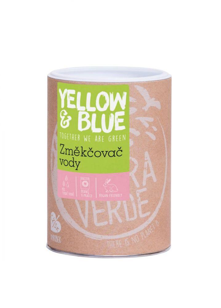 Yellow & Blue Změkčovač vody dóza 850 g