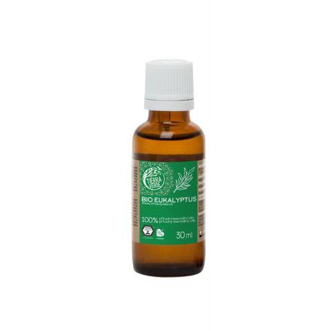 100%  Bio Eukalyptus esenciální olej Tierra Verde 30ml