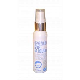 100% přírodní deodorační sprej na roušky s koloidním stříbrem a esenciálními oleji Sportique 50 ml