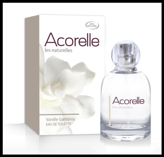 Acorelle Vanilka gardenia toaletní voda dámská 50 ml