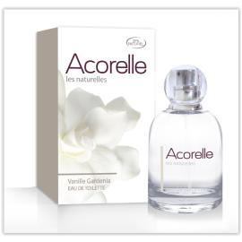 Toaletní voda (EDT) Vanilka gardenia ACORELLE 50ml