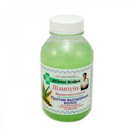 Šampon na základě kořene mydlice lékařské proti vypadávání Agáta 300ml