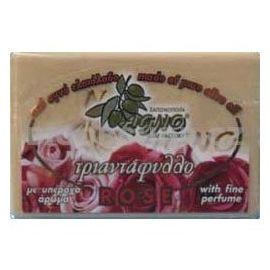Olivové mýdlo růže Agno 125g