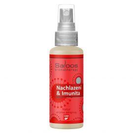 Airspray Nachlazení & Imunita Saloos 50ml