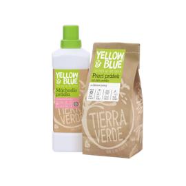 Akční balíček Máchadlo 1 l + Prací prášek 850g Tierra Verde