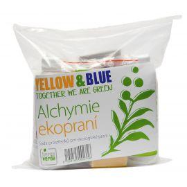 Alchymie ekopraní - balíček Yellow & Blue
