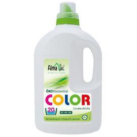 Tekutý prací prostředek  na barevné prádlo AlmaWin 1500 ml