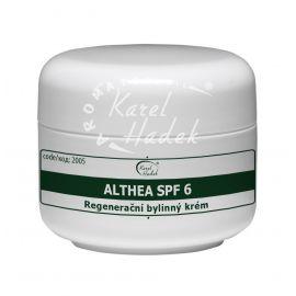 Althea SPF6  Regenerační bylinný krém - s ochranným faktorem Hadek 50ml