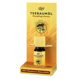 BIO Tea tree olej Alva 10ml