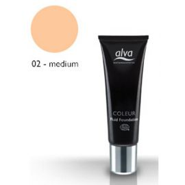 Coleur Tekutý make-up č. 2 - medium Alva 30ml