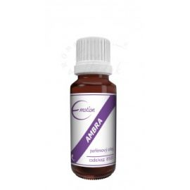 Ambra parfémový olej Hadek 10ml