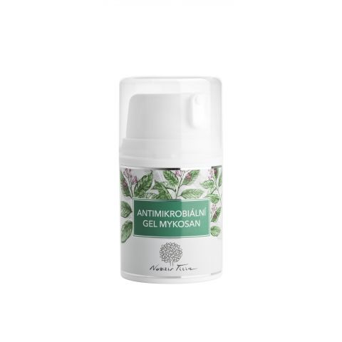 Antimikrobiální gel Mykosan Nobilis Tilia 50 ml