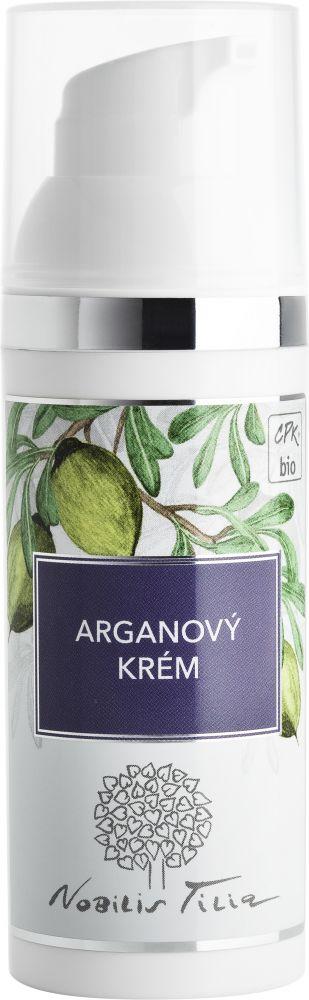 Nobilis Tilia Arganový krém 50 ml