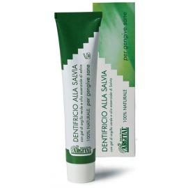 Zubní pasta se šalvějí a zeleným jílem Argital 75ml