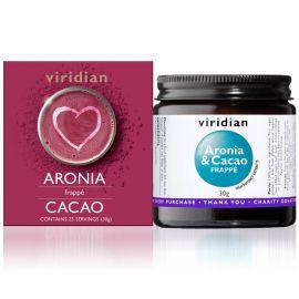 Aronia & Cacao Frappé (Frappé z Arónie a Kakaa) 30g Viridian