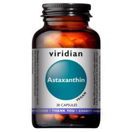 Astaxanthin 30 kapslí Viridian