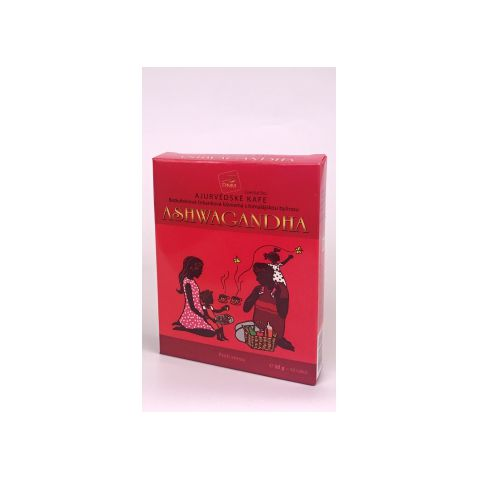 ASWAGANDHA ajurvédské kafe DNM 50g