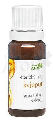 Atok Éterický olej Kajeput 10 ml