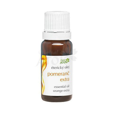 Éterický olej Pomeranč extra Atok 10 ml